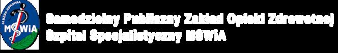SP ZOZ Szpital Specjalistyczny MSWiA w Jeleniej Górze